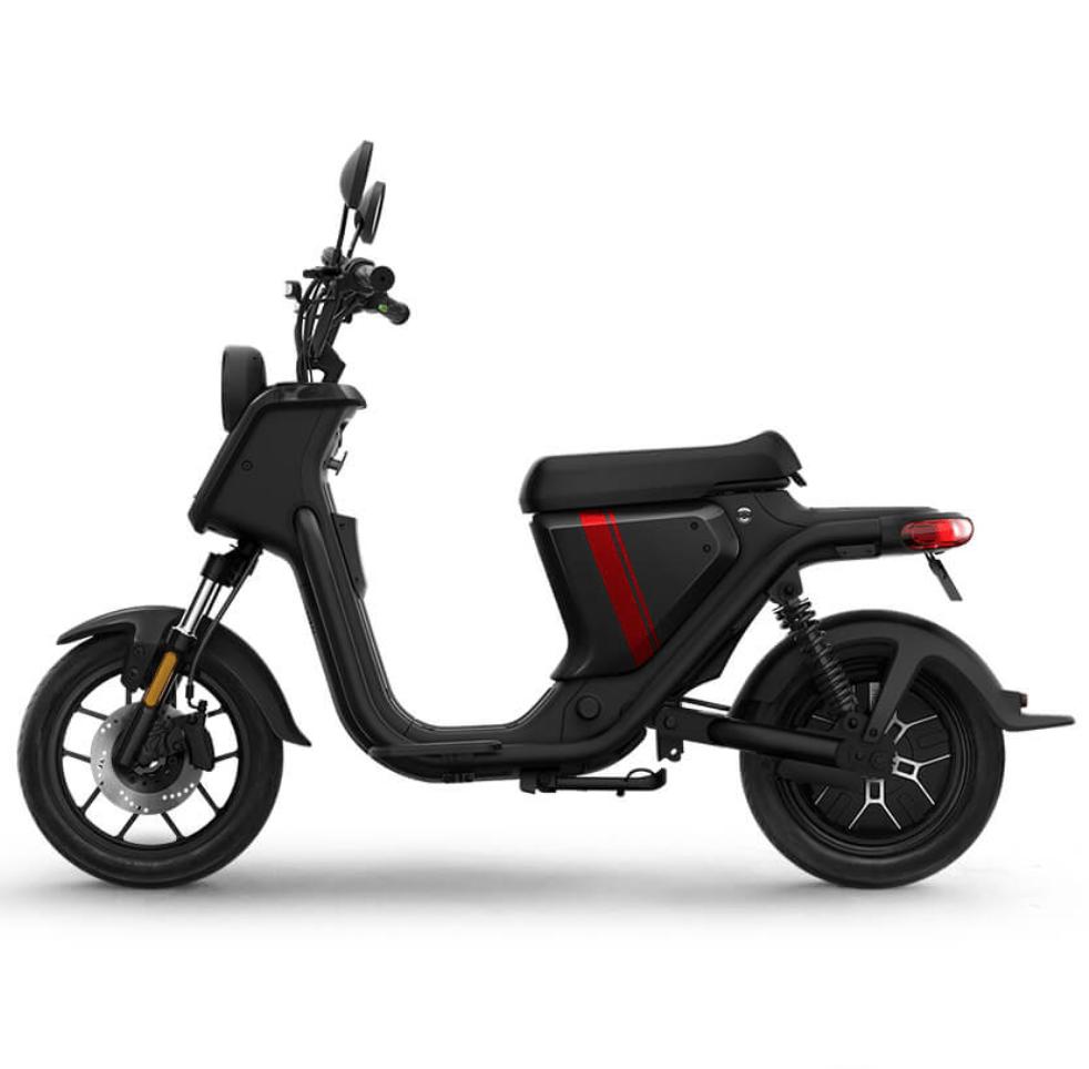 NIU U1 Electric Scooter - Black